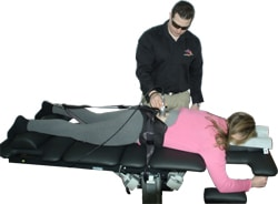 KDT Spinal Decompression Table