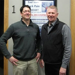 Chiropractic Athens PA Horn Family Chiropractic Testimonials Ron