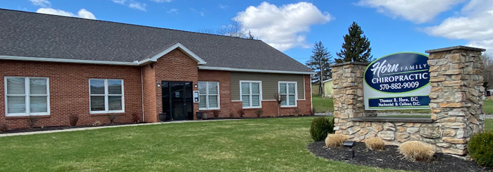 Horn Family Chiropractic Office Building